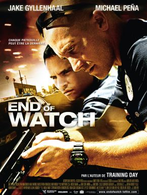 DVD End Of Watch