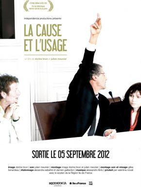 DVD La Cause Et L'Usage