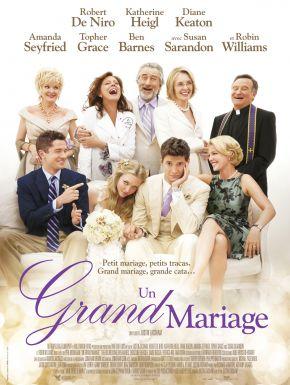 Sortie DVD Un Grand Mariage