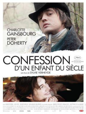 Confession D'un Enfant Du Siècle DVD et Blu-Ray
