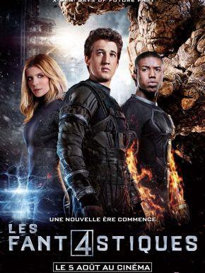 sortie dvd  Les 4 Fantastiques
