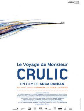 Jaquette dvd Le Voyage De Monsieur Crulic