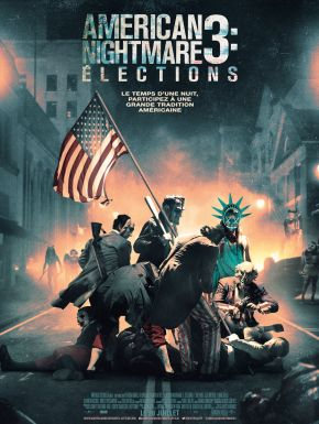 DVD American Nightmare 3: Élections