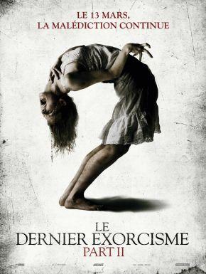 Le Dernier Exorcisme : Part II en DVD et Blu-Ray