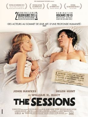 DVD The Sessions