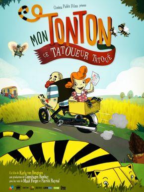 DVD Mon Tonton Ce Tatoueur Tatoué