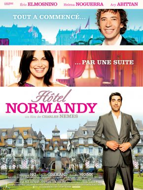 DVD Hotel Normandy