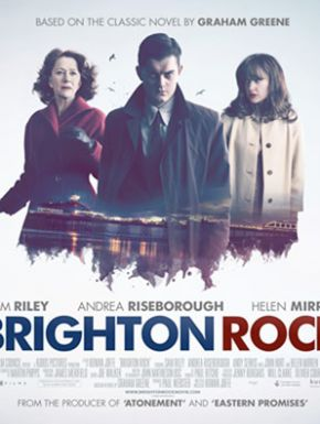 Jaquette dvd Brighton Rock