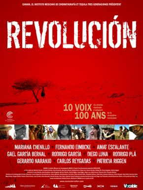 Sortie DVD Revolución