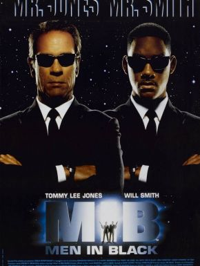 DVD Men In Black