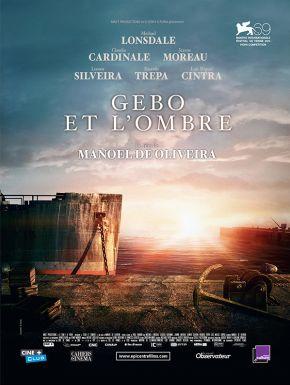 Jaquette dvd Gebo Et L'ombre