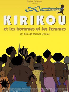 Kirikou Et Les Hommes Et Les Femmes DVD et Blu-Ray