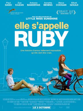 DVD Elle S'appelle Ruby