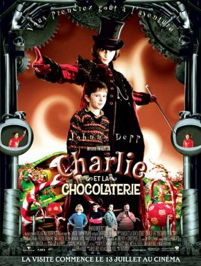DVD Charlie Et La Chocolaterie