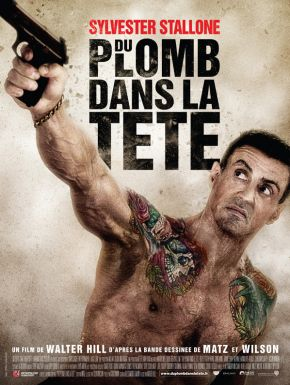 DVD Du Plomb Dans La Tête