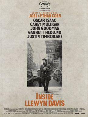 DVD Inside Llewyn Davis