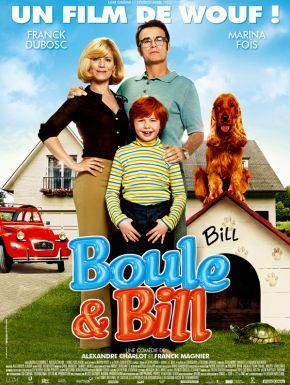 DVD Boule & Bill