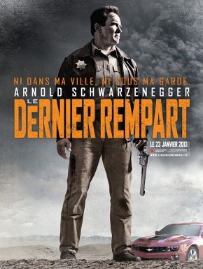 DVD Le Dernier Rempart