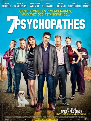 DVD 7 Psychopathes