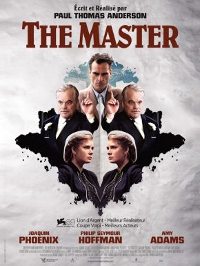 Jaquette dvd The Master
