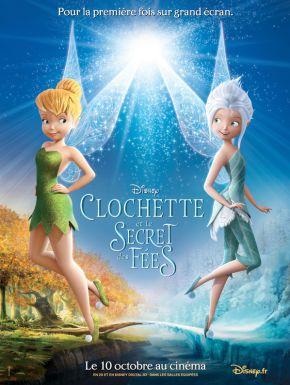 Sortie DVD Clochette Et Le Secret Des Fées