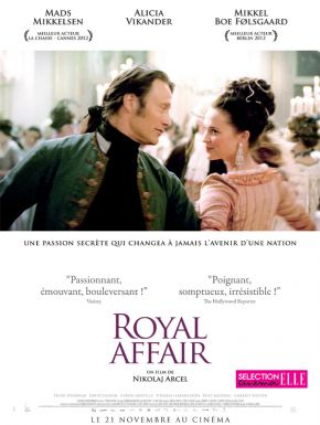 sortie dvd	  A Royal Affair