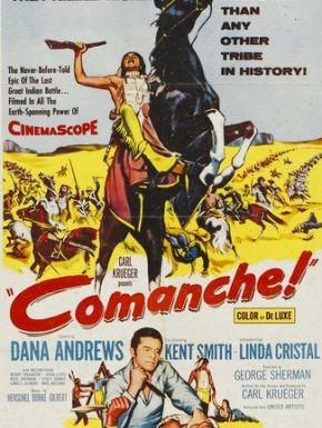 sortie dvd  Comanche!