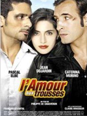 Jaquette dvd L'Amour Aux Trousses