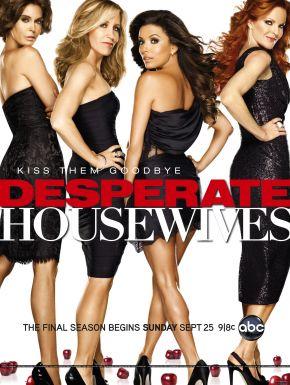 Desperate Housewives, Saison 8 en DVD et Blu-Ray