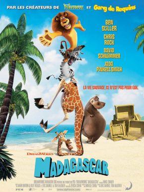 Sortie DVD Madagascar