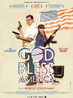 Jaquette dvd God Bless America