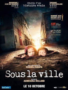 sortie dvd  Sous La Ville