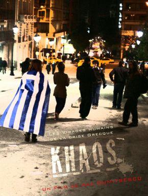 DVD Khaos, Les Visages Humains De La Crise Grecque