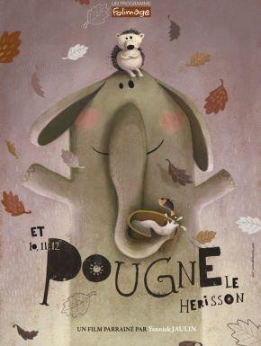 DVD 10, 11, 12... Pougne Le Hérisson