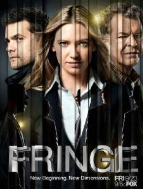 Fringe - Saison 4 en DVD et Blu-Ray