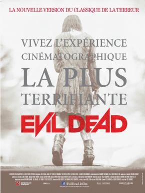 Sortie DVD Evil Dead