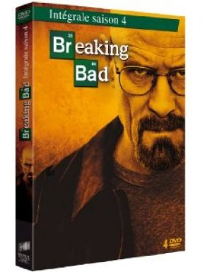 DVD Breaking Bad - Saison 4