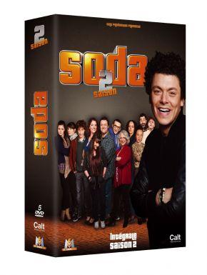 Sortie DVD Soda - Saison 2
