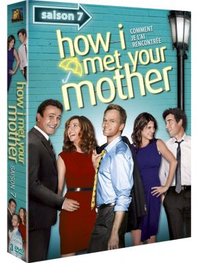 Sortie DVD How I Met Your Mother - Saison 7