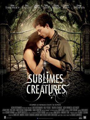 sortie dvd  Sublimes Créatures