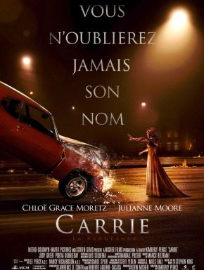 DVD Carrie, La Revanche