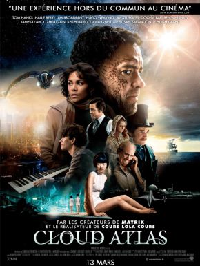 Sortie DVD Cloud Atlas