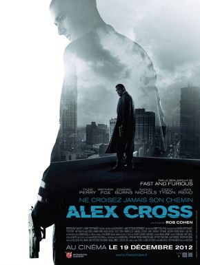 Jaquette dvd Alex Cross