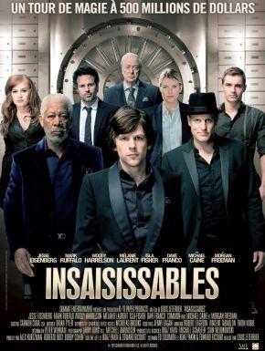 Insaisissables DVD et Blu-Ray
