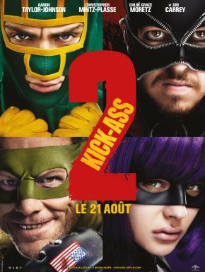 DVD Kick-Ass 2