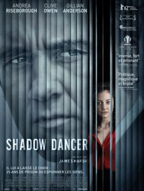 Shadow Dancer DVD et Blu-Ray