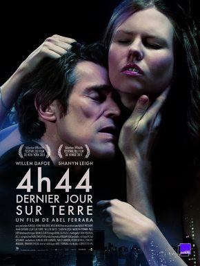 Sortie DVD 4h44 Dernier Jour Sur Terre