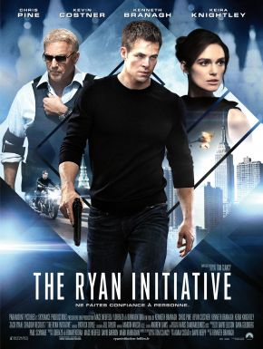 The Ryan Initiative DVD et Blu-Ray
