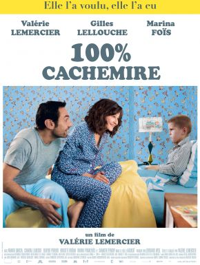 100 % Cachemire DVD et Blu-Ray