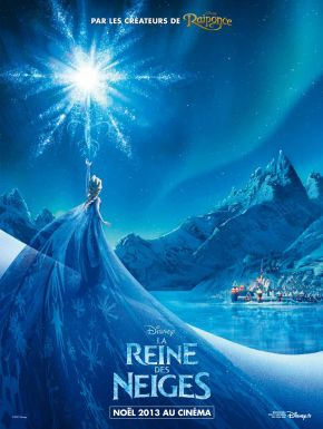 Sortie DVD La Reine Des Neiges